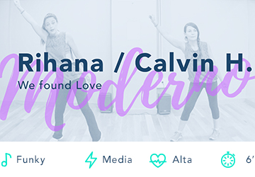 rihana we found love