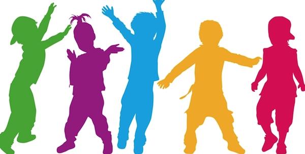 Bailes para niños   Bailonga