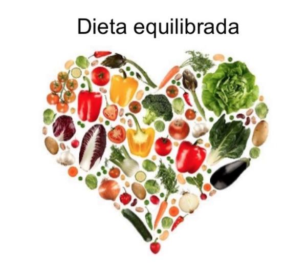 como mantener una dieta sana y equilibradas