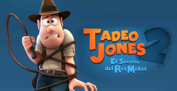 Todo es Posible Tadeo Jones 2