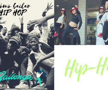Bailonga te enseña a cómo bailar Hip Hop