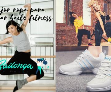 La mejor ropa para practicar baile fitness