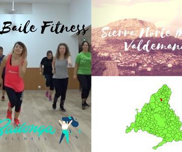 Clases baile fitness Sierra Norte Madrid Valdemanco