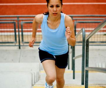 Cómo empezar a correr por las escaleras