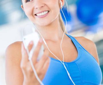 La música importa cuando se trata de fortalecer el entrenamiento