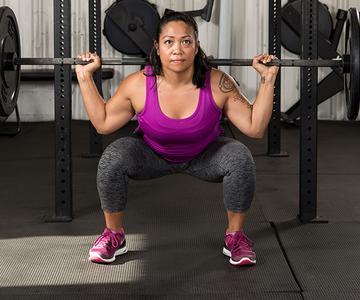 Cómo ganar músculo levantando menos peso